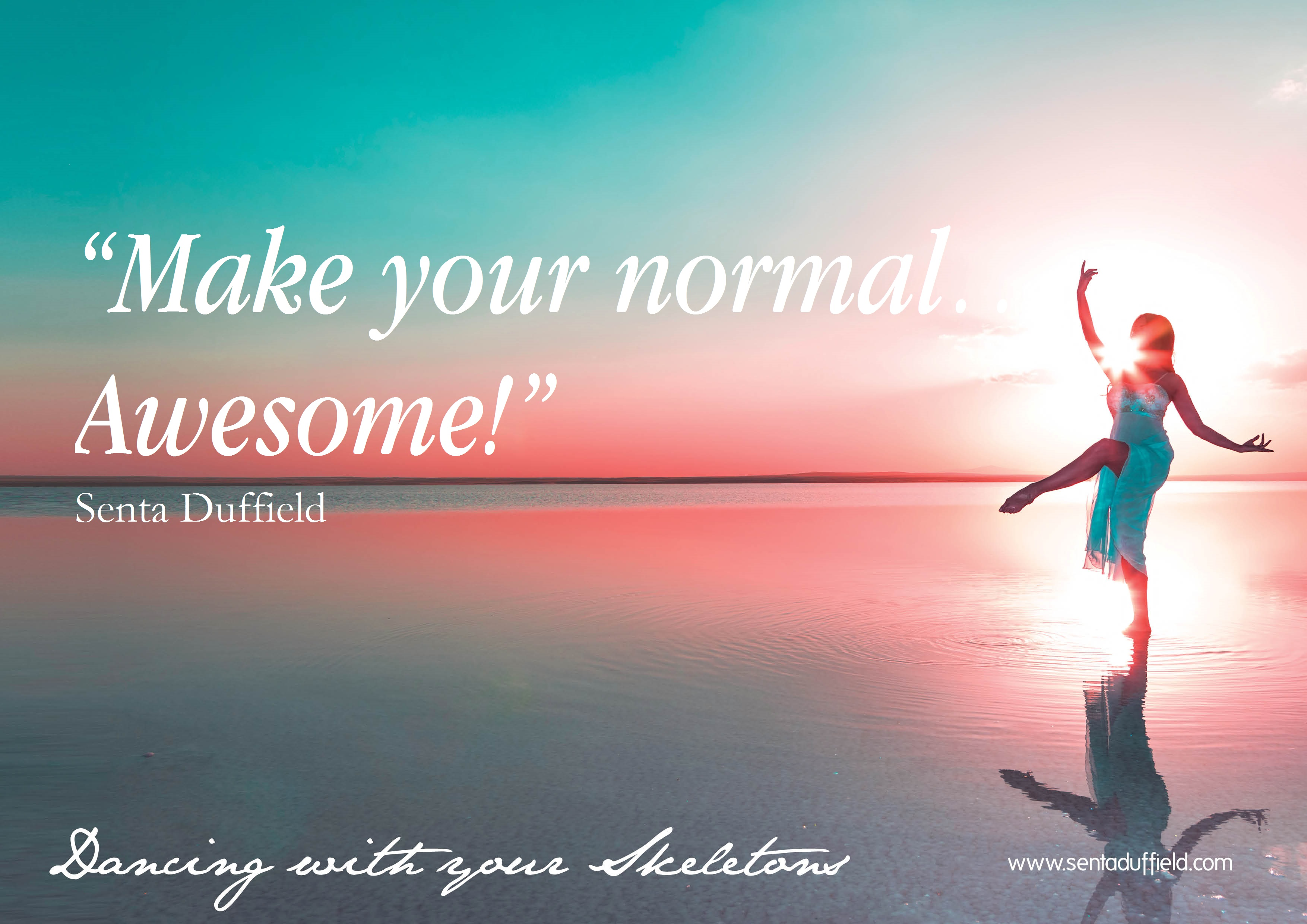 make your normal awesome